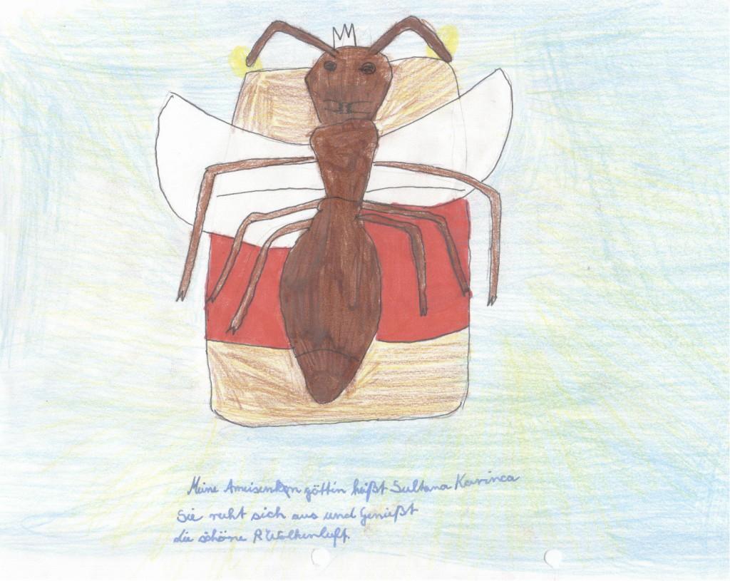 Ameisengöttin