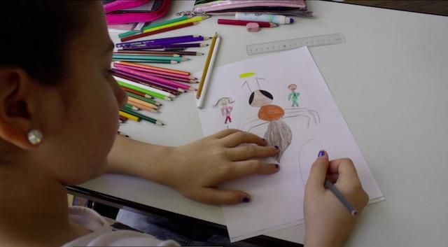 Ameisengöttin_ zeichnen